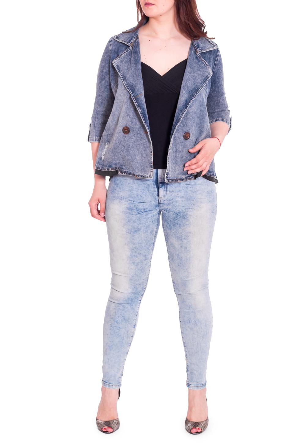 Джинсовая куртка LacyWear