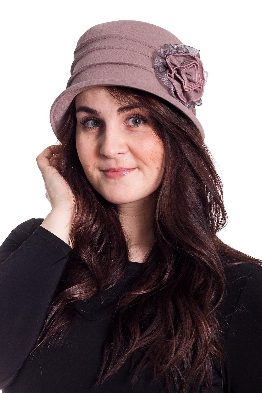 ШляпаШляпы<br>Чудесная шляпа защитит Вас от непогоды и станет прекрасным дополнением Вашего образа.  Цвет: бледно-розовый  Размер universal (54-56) равен обхвату головы в сантиметрах  Обхват головы измеряется по лобной части над уровнем бровей (на 2-3 сантиметра выше) и по самой выпуклой затылочной части.<br><br>По сезону: Осень,Весна<br>Размер : universal<br>Материал: Трикотаж<br>Количество в наличии: 1