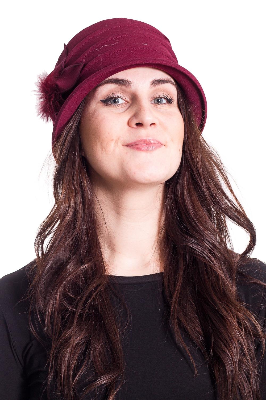 ШляпаШляпы<br>Чудесная шляпа защитит Вас от непогоды и станет прекрасным дополнением Вашего образа.  Цвет: бордовый  Размер universal (56-58) равен обхвату головы в сантиметрах  Обхват головы измеряется по лобной части над уровнем бровей (на 2-3 сантиметра выше) и по самой выпуклой затылочной части.<br><br>По сезону: Осень,Весна<br>Размер : universal<br>Материал: Трикотаж<br>Количество в наличии: 1