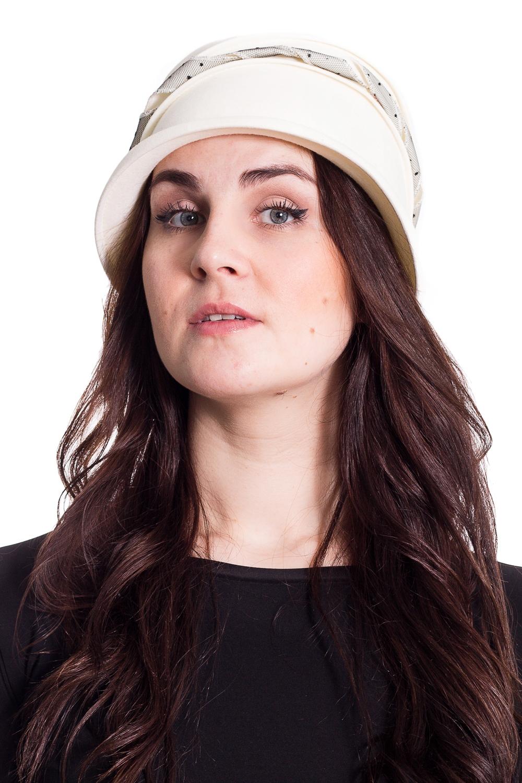 ШляпаШляпы<br>Чудесная шляпа защитит Вас от непогоды и станет прекрасным дополнением Вашего образа.  Цвет: молочный  Размер universal (56-58) равен обхвату головы в сантиметрах  Обхват головы измеряется по лобной части над уровнем бровей (на 2-3 сантиметра выше) и по самой выпуклой затылочной части.<br><br>По сезону: Осень,Весна<br>Размер : universal<br>Материал: Трикотаж<br>Количество в наличии: 1