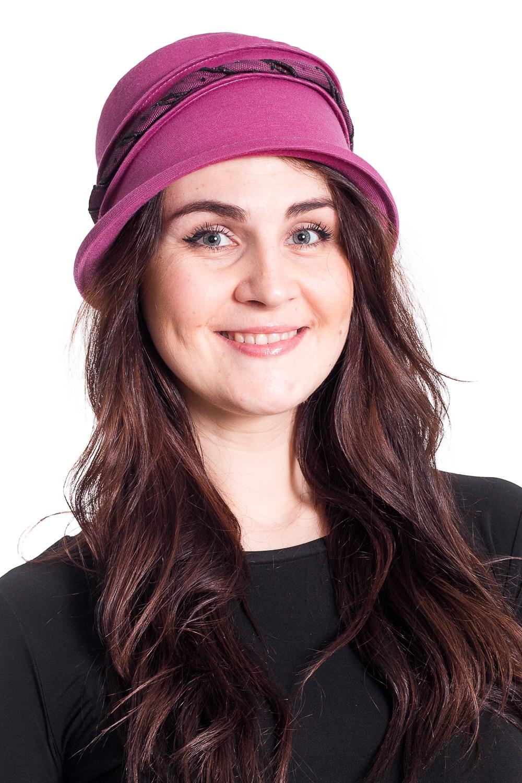 ШляпаШляпы<br>Чудесная шляпа защитит Вас от непогоды и станет прекрасным дополнением Вашего образа.  Цвет: фиолетовый  Размер universal (56-58) равен обхвату головы в сантиметрах  Обхват головы измеряется по лобной части над уровнем бровей (на 2-3 сантиметра выше) и по самой выпуклой затылочной части.<br><br>По сезону: Осень,Весна<br>Размер : universal<br>Материал: Трикотаж<br>Количество в наличии: 1
