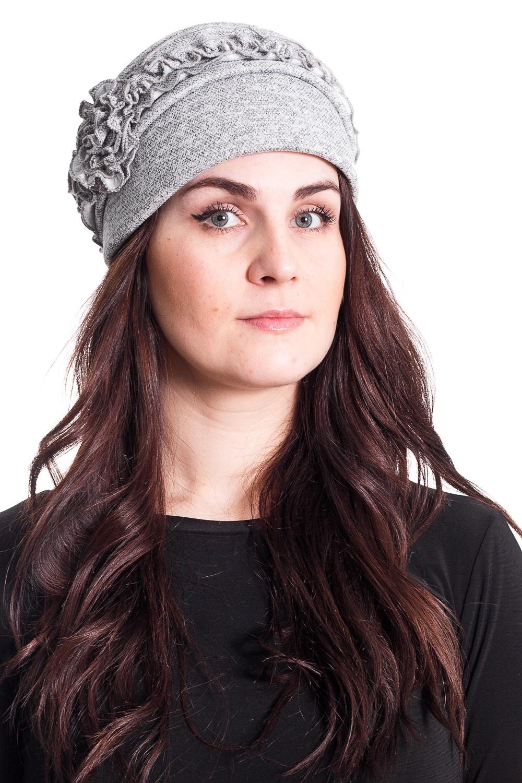 ШапкаШляпы<br>Чудесная шляпа с подкладом из флиса защитит Вас от непогоды и станет прекрасным дополнением Вашего образа.  В изделии использованы цвета: серый  Размер universal (56-58) равен обхвату головы в сантиметрах  Обхват головы измеряется по лобной части над уровнем бровей (на 2-3 сантиметра выше) и по самой выпуклой затылочной части.<br><br>По сезону: Осень,Весна<br>Размер : universal<br>Материал: Трикотаж<br>Количество в наличии: 1
