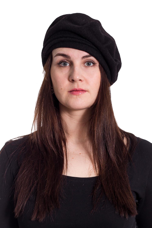 БеретБереты<br>Берет с защипами на околыше с бусинами защитит Вас от непогоды и станет прекрасным дополнением Вашего образа.  В изделии использованы цвета: черный  Размер universal (56-58) равен обхвату головы в сантиметрах  Обхват головы измеряется по лобной части над уровнем бровей (на 2-3 сантиметра выше) и по самой выпуклой затылочной части.<br><br>По сезону: Осень,Весна<br>Размер : universal<br>Материал: Вязаное полотно<br>Количество в наличии: 2