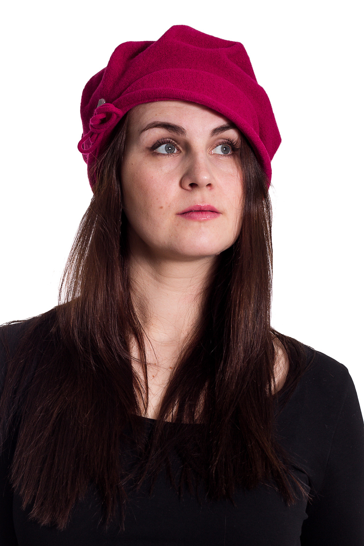 ШляпаШляпы<br>Шляпа из войлока на основе берета с декором из шнура и бусин защитит Вас от непогоды и станет прекрасным дополнением Вашего образа.  В изделии использованы цвета: вишневый  Размер universal (56) равен обхвату головы в сантиметрах  Обхват головы измеряется по лобной части над уровнем бровей (на 2-3 сантиметра выше) и по самой выпуклой затылочной части.<br><br>По сезону: Осень,Весна<br>Размер : universal<br>Материал: Вязаное полотно<br>Количество в наличии: 2