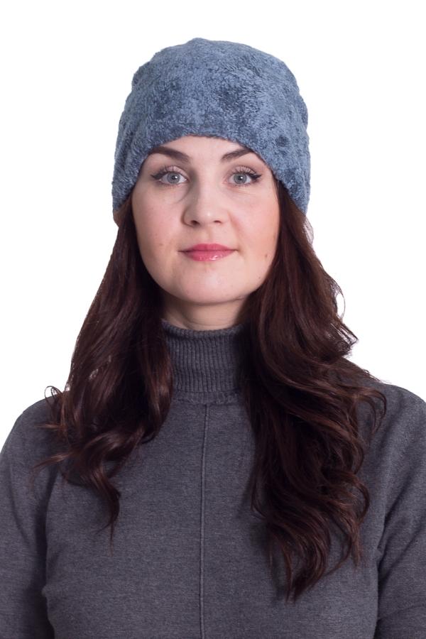 КороШапки<br>Женская, небольшого объёма, шапочка с мягкой драпировкой в затылочной части. Для удобства надевания и носки головной убор снабжён регулировкой размера, выполненной в виде эластичной тесьмы. Предлагаемая модель с лёгкостью впишется в гардероб и станет ярким акцентом любого образа, которому Вы отдаёте предпочтение: спорт-шик или современная классика, романтический или casual – решать Вам  Изюминка головного убора: контрастная по цвету подкладка выполняет сразу 2 функции. Являясь одновременно утеплителем, она согреет Вас в ветреную и прохладную погоду, а изготовленная из материала, аналогичного верхнему, и перевёрнутая на другую сторону, она открывает для Вас новые возможности цветовых сочетаний, расширяя комбинации с различными вариантами одежды.  Особенности материала, волокнистый состав: Произведённый в Испании, микромодал 100%. Это искусственное микроволокно высочайшего качества, производимое из букового дерева. По внешнему виду напоминает искусственный мех на трикотажной основе, чем, по сути, и является. Уникальность материала заключается в самих волокнах, а именно, в их высокотехнологичном изготовлении. Особым образом закрученные ворсинки меха предохраняют материал от любых воздействий: заминов, заломов, сминания, скатывания, изменения формы и цвета, обычно возникающих в результате активной эксплуатации. Головной убор из предложенного материала выдерживает длительную носку и многократные стирки, сохраняя мягкость и эластичность ткани. Принцип «стирай-носи» оценят приверженцы динамичного образа жизни, а также те, кто заботится о своём здоровье, так как помимо уникальных механических свойств материал приятен при соприкосновении с кожей, не вызывает аллергии и сохраняет лучшие свойства натуральных тканей (гигроскопичность, воздухопроницаемость, влагоотведение).  Рекомендации по уходу: Ручная или деликатная машинная стирка при температуре не 35° с добавлением специальных моющих средств. После ручной стирки следует отжать остатки воды, не допуская перекру