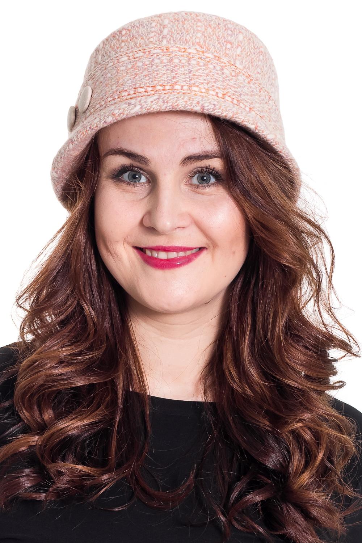 ШляпаШляпы<br>Чудесная шляпа защитит Вас от непогоды и станет прекрасным дополнением Вашего образа.  Цвет: бежевый  Размер равен обхвату головы в сантиметрах.  Обхват головы измеряется по лобной части над уровнем бровей (на 2-3 сантиметра выше) и по самой выпуклой затылочной части.<br><br>По сезону: Осень,Весна<br>Размер : 56-58<br>Материал: Пальтовая ткань<br>Количество в наличии: 1