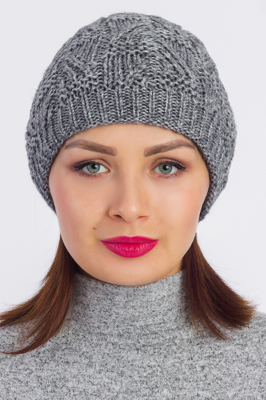 Шапка шапка женская r mountain цвет бежевый розовый ice 8521 размер 54 61