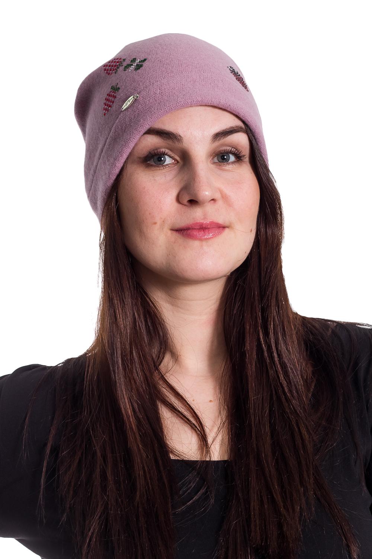 ШапкаШапки<br>Красивая шапка мягкой формы с весенним декором защитит Вас от непогоды и станет прекрасным дополнением Вашего образа.  В изделии использованы цвета: розовый  Размер universal (56) равен обхвату головы в сантиметрах  Обхват головы измеряется по лобной части над уровнем бровей (на 2-3 сантиметра выше) и по самой выпуклой затылочной части.<br><br>По материалу: Шерсть<br>По рисунку: С принтом,Цветные<br>По элементам: С декором<br>По сезону: Осень,Весна<br>Размер : universal<br>Материал: Вязаное полотно<br>Количество в наличии: 2