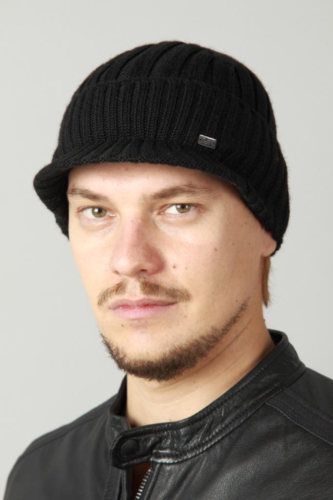 ШапкаШапки<br>Красивая шапка защитит Вас от непогоды и станет прекрасным дополнением Вашего образа.  Цвет: черный<br><br>По материалу: Вязаные,Трикотаж,Шерсть<br>По рисунку: Однотонные<br>По сезону: Осень,Весна<br>Размер : universal<br>Материал: Вязаное полотно<br>Количество в наличии: 1