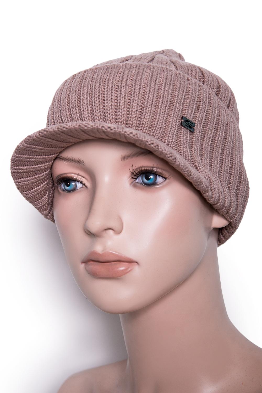 ШапкаШапки<br>Красивая шапка защитит Вас от непогоды и станет прекрасным дополнением Вашего образа.  Цвет: какао<br><br>По материалу: Вязаные,Трикотаж,Шерсть<br>По рисунку: Однотонные<br>По сезону: Осень,Весна<br>Размер : universal<br>Материал: Вязаное полотно<br>Количество в наличии: 1