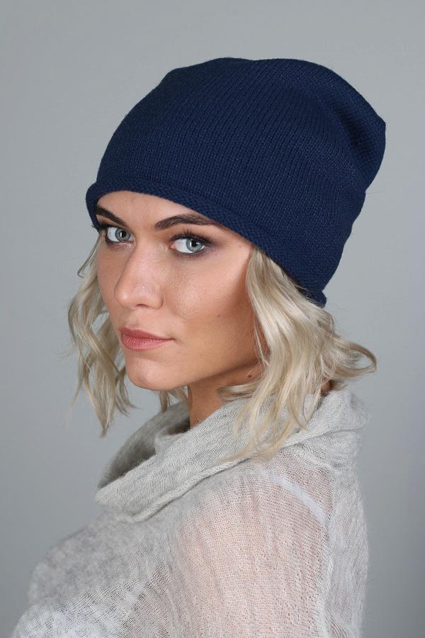 ШапкаШапки<br>Красивая шапка защитит Вас от непогоды и станет прекрасным дополнением Вашего образа.  Цвет: синий<br><br>По материалу: Вязаные,Трикотаж<br>По рисунку: Однотонные<br>По сезону: Зима,Осень,Весна<br>Размер : universal<br>Материал: Вязаное полотно<br>Количество в наличии: 2