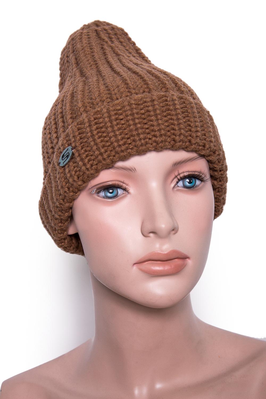 ШапкаШапки<br>Красивая шапка защитит Вас от непогоды и станет прекрасным дополнением Вашего образа.  Цвет: бежевый<br><br>По материалу: Вязаные,Трикотаж<br>По рисунку: Однотонные<br>По сезону: Зима,Осень,Весна<br>Размер : universal<br>Материал: Вязаное полотно<br>Количество в наличии: 1