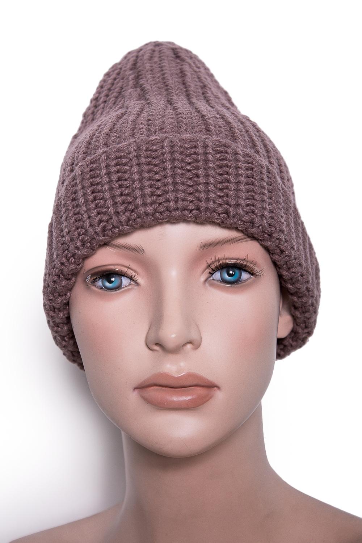 ШапкаШапки<br>Красивая шапка защитит Вас от непогоды и станет прекрасным дополнением Вашего образа.  Цвет: какао<br><br>По материалу: Вязаные,Трикотаж<br>По рисунку: Однотонные<br>По сезону: Зима,Осень,Весна<br>Размер : universal<br>Материал: Вязаное полотно<br>Количество в наличии: 1