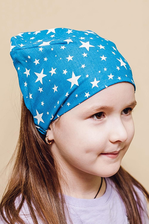 КосынкаГоловные уборы<br>Трикотажная косынка защитит голову Вашего ребенка от непогоды и поднимет настроение.  Цвет: голубой, белый  Размер равен обхвату головы в сантиметрах.  Обхват головы измеряется по лобной части над уровнем бровей (на 2-3 сантиметра выше) и по самой выпуклой затылочной части.<br><br>По сезону: Лето<br>Размер : 40-45,45-50<br>Материал: Трикотаж<br>Количество в наличии: 3