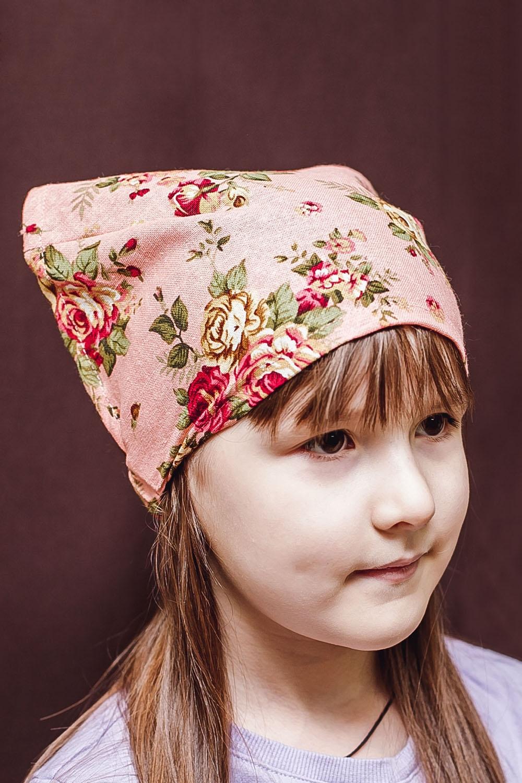 КосынкаГоловные уборы<br>Трикотажная косынка защитит голову Вашего ребенка от непогоды и поднимет настроение.  Цвет: розовый, зеленый  Размер равен обхвату головы в сантиметрах.  Обхват головы измеряется по лобной части над уровнем бровей (на 2-3 сантиметра выше) и по самой выпуклой затылочной части.<br><br>По сезону: Лето<br>Размер : 40-45,45-50,50-55<br>Материал: Трикотаж<br>Количество в наличии: 4