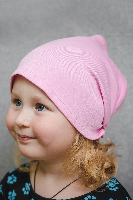 КосынкаГоловные уборы<br>Трикотажная косынка защитит голову Вашего ребенка от непогоды и поднимет настроение.  Цвет: розовый  Размер равен обхвату головы в сантиметрах.  Обхват головы измеряется по лобной части над уровнем бровей (на 2-3 сантиметра выше) и по самой выпуклой затылочной части.<br><br>По сезону: Лето<br>Размер : 40-45<br>Материал: Трикотаж<br>Количество в наличии: 1