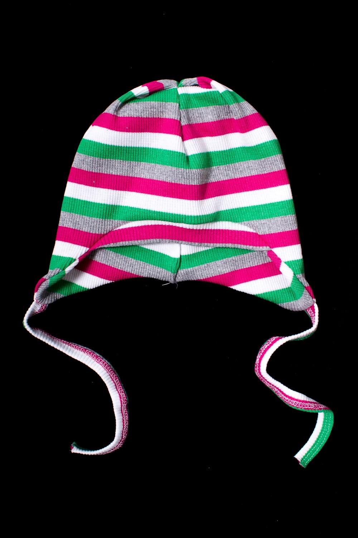 ШапочкаШапочки<br>Трикотажная шапочка для новорожденного  В изделии использованы цвета: мультицвет  Размер соответствует объему головы в сантиметрах<br><br>По сезону: Всесезон<br>Размер : 48<br>Материал: Трикотаж<br>Количество в наличии: 1