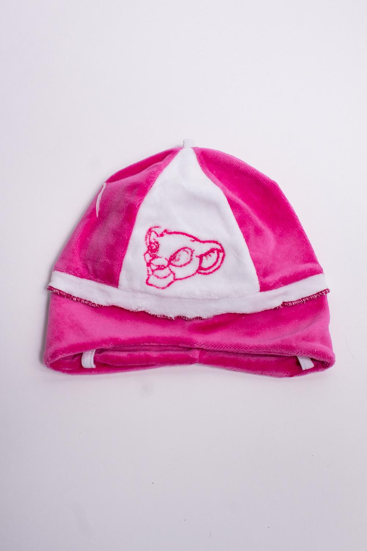 ШапкаГоловные уборы<br>Мягкая шапка для девочки  В изделии использованы цвета: розовый, белый  Размер соответствует обхвату головы в сантиметрах.<br><br>По сезону: Всесезон<br>Размер : 38-40<br>Материал: Велюр<br>Количество в наличии: 1