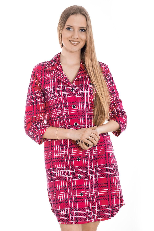 Халат - рубашка