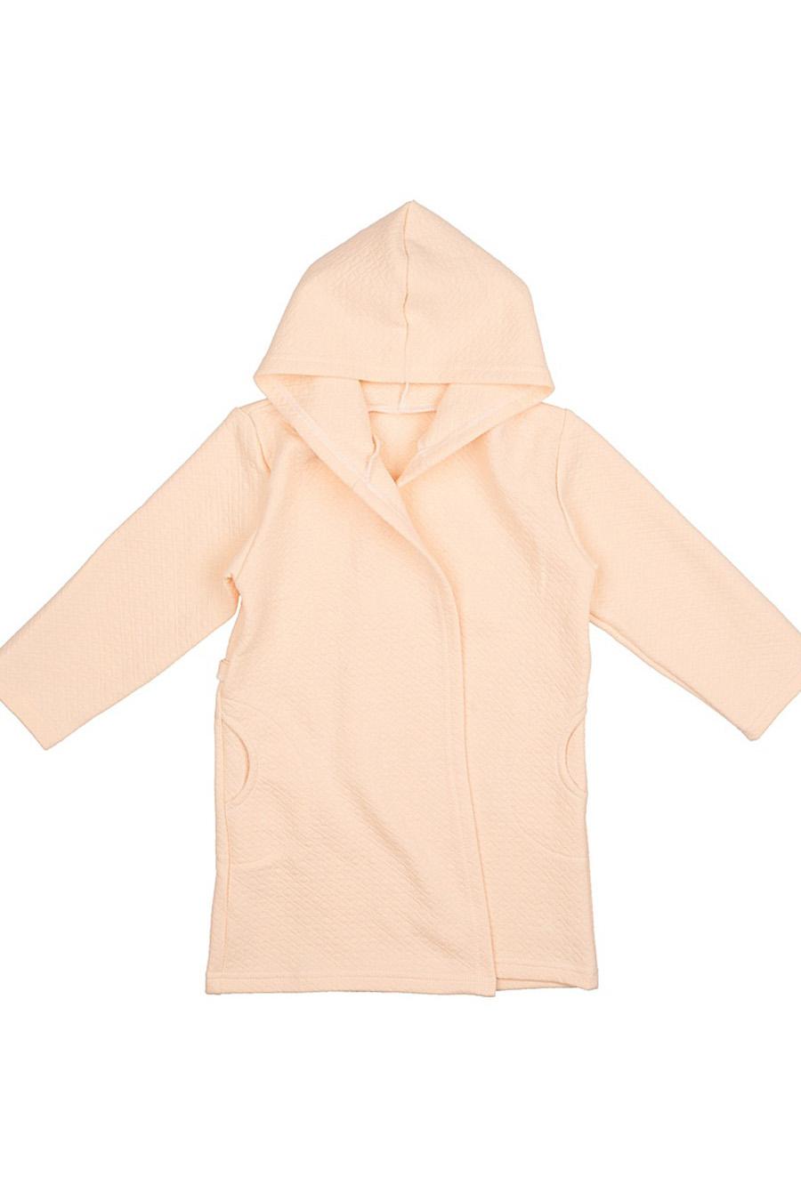 Халат парео еватекс цвет персиковый к42 размер 110 см х 140 см