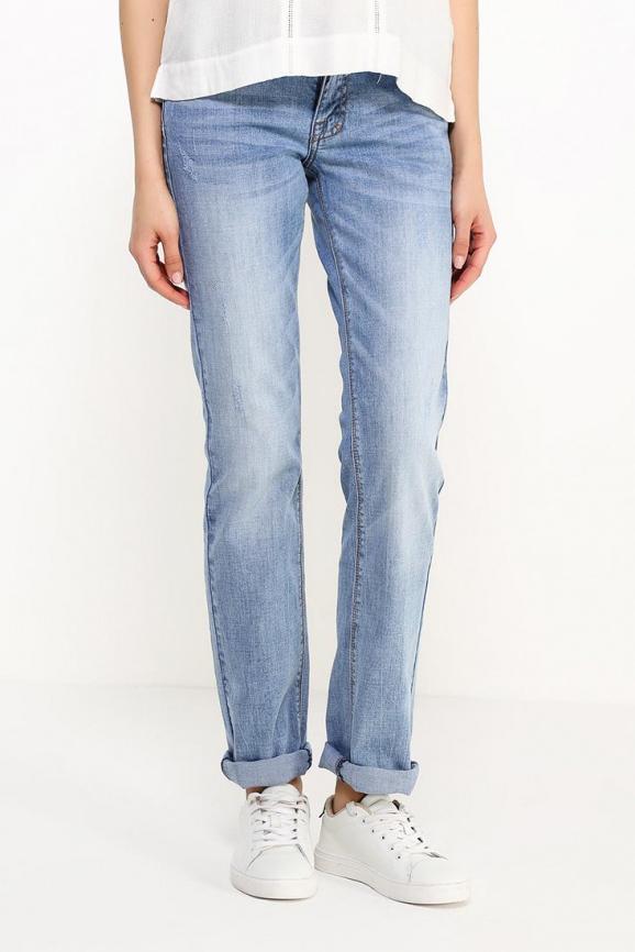 ДжинсыДжинсы<br>Ультрамодные джинсы quot;бойфрендыquot;. Модель выполнена из плотной джинсы. Отличный выбор для повседневного гардероба.  В изделии использованы цвета: сине-голубой  Ростовка изделия L33, что соотвествует длине штанины по внутреннему шву 83-84 см., ростовка 170-178 см.  Размер соответствует объему (W): 24 размер - обхват талии 58-60,5 см., обхват бедер 89-91,5 см. 25 размер - обхват талии 60,5-63 см., обхват бедер 91,5-94 см. 26 размер - обхват талии 63-65,5 см., обхват бедер 94-96,5 см. 27 размер - обхват талии 65,5-68 см., обхват бедер 96,5-99 см. 28 размер - обхват талии 68-70,5 см., обхват бедер 99-101,5 см. 29 размер - обхват талии 70,5-73 см., обхват бедер 101,5-104 см. 30 размер - обхват талии 73-75,5 см., обхват бедер 104-106,5 см. 31 размер - обхват талии 75,5-78 см., обхват бедер 106,5-110 см. 32 размер - обхват талии 78-80,5 см., обхват бедер 110-113,5 см. 33 размер - обхват талии 80,5-83 см., обхват бедер 113,5-118 см. 34 размер - обхват талии 83-85,5 см., обхват бедер 118-123 см. 35 размер - обхват талии 85,5-88 см., обхват бедер 123-128 см.<br><br>По длине: Укороченные<br>По материалу: Джинс,Хлопок<br>По рисунку: Цветные<br>По сезону: Весна,Зима,Лето,Осень,Всесезон<br>По силуэту: Полуприталенные<br>По стилю: Кэжуал,Молодежный стиль,Повседневный стиль<br>По элементам: С карманами<br>Размер : 26,27,28,30<br>Материал: Джинс<br>Количество в наличии: 5