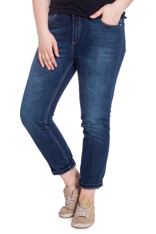 ДжинсыДжинсы<br>Укороченные женские джинсы приталенного силуэта. Модель выполнена из приятной джинсовой ткани. Отличный выбор для повседневного гардероба.  В изделии использованы цвета: синий, голубой  Ростовка изделия L32, что соотвествует длине штанины по внутреннему шву 80-82 см., ростовка 170-178 см.  Размер соответствует объему (W): 24 размер - обхват талии 58-60,5 см., обхват бедер 89-91,5 см. 25 размер - обхват талии 60,5-63 см., обхват бедер 91,5-94 см. 26 размер - обхват талии 63-65,5 см., обхват бедер 94-96,5 см. 27 размер - обхват талии 65,5-68 см., обхват бедер 96,5-99 см. 28 размер - обхват талии 68-70,5 см., обхват бедер 99-101,5 см. 29 размер - обхват талии 70,5-73 см., обхват бедер 101,5-104 см. 30 размер - обхват талии 73-75,5 см., обхват бедер 104-106,5 см. 31 размер - обхват талии 75,5-78 см., обхват бедер 106,5-110 см. 32 размер - обхват талии 78-80,5 см., обхват бедер 110-113,5 см. 33 размер - обхват талии 80,5-83 см., обхват бедер 113,5-118 см. 34 размер - обхват талии 83-85,5 см., обхват бедер 118-123 см. 35 размер - обхват талии 85,5-88 см., обхват бедер 123-128 см.  Рост девушки-фотомодели 180 см<br><br>По длине: Укороченные<br>По материалу: Джинс,Хлопок<br>По рисунку: Цветные<br>По сезону: Весна,Зима,Лето,Осень,Всесезон<br>По силуэту: Приталенные<br>По стилю: Кэжуал,Молодежный стиль,Повседневный стиль<br>По форме: Зауженные<br>По элементам: С карманами<br>Размер : 25,26,27,28,30,31,32,33<br>Материал: Джинс<br>Количество в наличии: 12