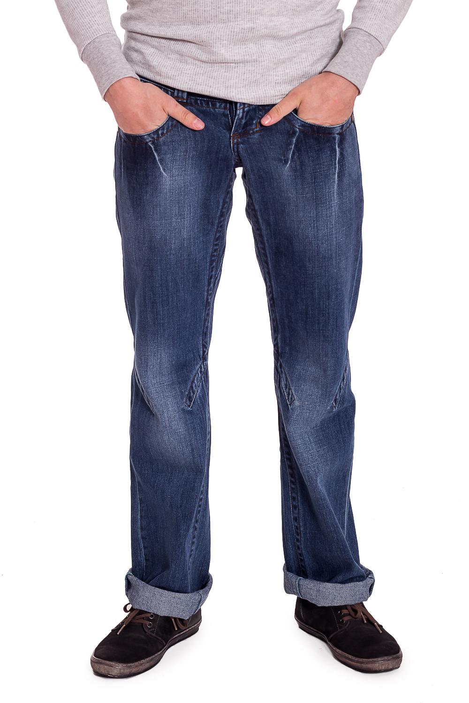 Джинсы джинсы мужские oodji цвет синий джинс 6l120138m 45068 7500w размер 34 34 54 34