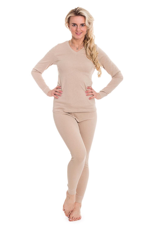КомплектКомплекты и костюмы<br>Стильный женский комплект. Домашняя одежда, прежде всего, должна быть удобной, практичной и красивой. В комплекте Вы будете чувствовать себя комфортно, особенно, по вечерам после трудового дня.  Цвет: бежевый.  Рост девушки-фотомодели 170 см<br><br>Горловина: V- горловина<br>По длине: Макси<br>По материалу: Вискоза,Трикотажные<br>По рисунку: Однотонные<br>По сезону: Весна,Зима,Лето,Осень,Всесезон<br>По силуэту: Приталенные<br>По форме: Брючные,Костюм двойка<br>Рукав: Длинный рукав<br>Размер : 44,46,48,50,52,54<br>Материал: Трикотаж<br>Количество в наличии: 4