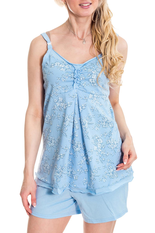 Пижама LacyWear KM(4)-SEV