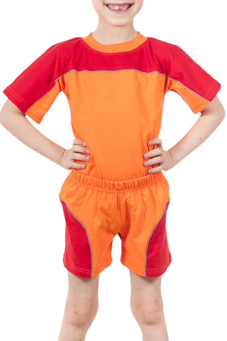 КомплектКостюмы<br>Трикотажный комплект для мальчика. Комплект состоит из футболки и шортиков.  Цвет: оранжевый, красный  Размер 74 соответствует росту 70-73 см Размер 80 соответствует росту 74-80 см Размер 86 соответствует росту 81-86 см Размер 92 соответствует росту 87-92 см Размер 98 соответствует росту 93-98 см Размер 104 соответствует росту 98-104 см Размер 110 соответствует росту 105-110 см Размер 116 соответствует росту 111-116 см Размер 122 соответствует росту 117-122 см Размер 128 соответствует росту 123-128 см Размер 134 соответствует росту 129-134 см Размер 140 соответствует росту 135-140 см Размер 146 соответствует росту 141-146 см Размер 152 соответствует росту 147-152 см Размер 158 соответствует росту 153-158 см Размер 164 соответствует росту 159-164 см<br><br>Горловина: С- горловина<br>По материалу: Трикотажные,Хлопковые<br>По образу: Повседневные,Спорт<br>По рисунку: С принтом (печатью)<br>По силуэту: Полуприталенные<br>Рукав: Короткий рукав<br>По возрасту: Дошкольные ( от 3 до 7 лет),Ясельные ( от 1 до 3 лет)<br>По стилю: Повседневные<br>По сезону: Лето<br>Размер : 104,110,86,92,98<br>Материал: Хлопок<br>Количество в наличии: 15
