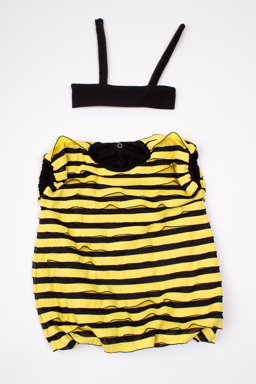 КомплектКомплекты<br>Трикотажный комплект Пчелка для новорожденного.  В изделии использованы цвета: желтый, черный.  Размер соответствует росту ребенка<br><br>Горловина: С- горловина<br>По возрасту: Ясельные ( от 1 до 3 лет)<br>По материалу: Трикотажные<br>По рисунку: В полоску,Цветные<br>По сезону: Весна,Зима,Лето,Осень,Всесезон<br>По силуэту: Полуприталенные<br>По элементам: Без рукавов<br>Размер : 62,74,86<br>Материал: Трикотаж<br>Количество в наличии: 6