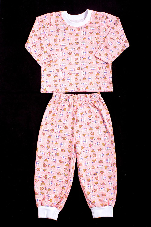 ПижамаПижамы<br>Хлопковая пижама для девочки.  В изделии использованы цвета: коралловый и др.  Размер 74 соответствует росту 70-73 см Размер 80 соответствует росту 74-80 см Размер 86 соответствует росту 81-86 см Размер 92 соответствует росту 87-92 см Размер 98 соответствует росту 93-98 см Размер 104 соответствует росту 98-104 см Размер 110 соответствует росту 105-110 см Размер 116 соответствует росту 111-116 см Размер 122 соответствует росту 117-122 см Размер 128 соответствует росту 123-128 см Размер 134 соответствует росту 129-134 см Размер 140 соответствует росту 135-140 см Размер 146 соответствует росту 141-146 см<br><br>По сезону: Осень,Весна<br>Размер : 86,92<br>Материал: Хлопок<br>Количество в наличии: 2