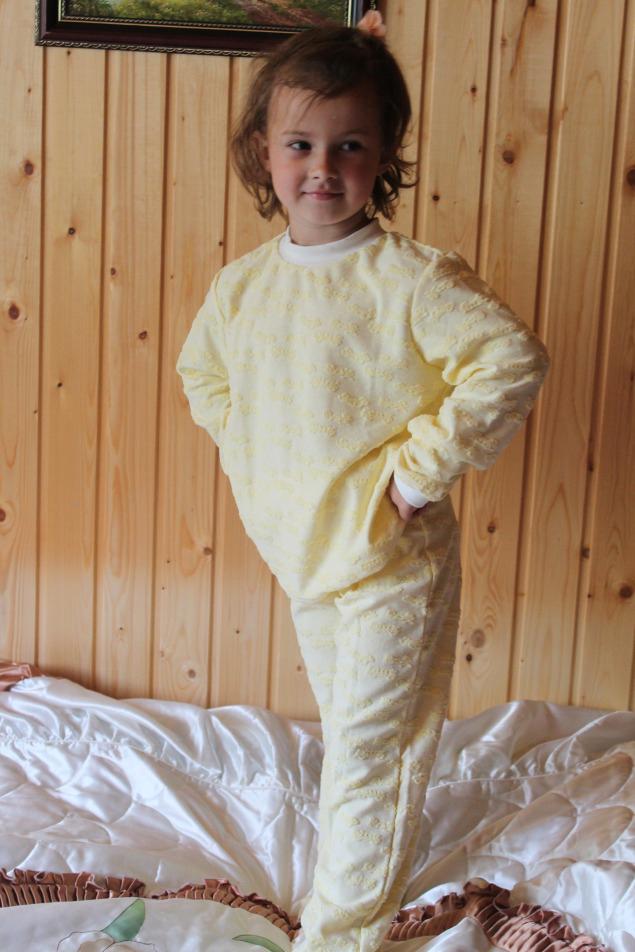 Пижама LacyWear KMD(11)-BEA
