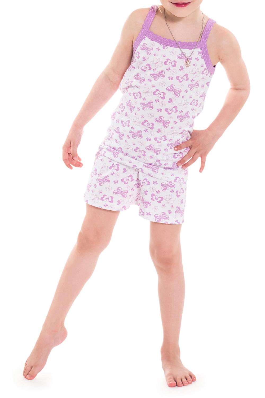 ПижамаПижамы<br>Хлопковая пижама для девочки.  Цвет: белый, фиолетовый.  Размер 74 соответствует росту 70-73 см Размер 80 соответствует росту 74-80 см Размер 86 соответствует росту 81-86 см Размер 92 соответствует росту 87-92 см Размер 98 соответствует росту 93-98 см Размер 104 соответствует росту 98-104 см Размер 110 соответствует росту 105-110 см Размер 116 соответствует росту 111-116 см Размер 122 соответствует росту 117-122 см Размер 128 соответствует росту 123-128 см Размер 134 соответствует росту 129-134 см Размер 140 соответствует росту 135-140 см Размер 146 соответствует росту 141-146 см<br><br>По сезону: Всесезон<br>Размер : 122<br>Материал: Хлопок<br>Количество в наличии: 1