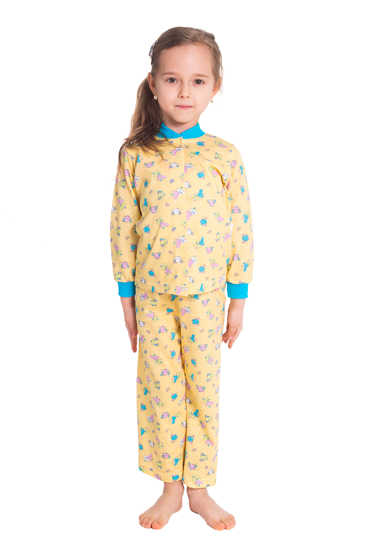 ПижамаПижамы<br>Хлопковая пижама для девочки.  Цвет: желтый, мультицвет  Размер 74 соответствует росту 70-73 см Размер 80 соответствует росту 74-80 см Размер 86 соответствует росту 81-86 см Размер 92 соответствует росту 87-92 см Размер 98 соответствует росту 93-98 см Размер 104 соответствует росту 98-104 см Размер 110 соответствует росту 105-110 см Размер 116 соответствует росту 111-116 см Размер 122 соответствует росту 117-122 см Размер 128 соответствует росту 123-128 см Размер 134 соответствует росту 129-134 см Размер 140 соответствует росту 135-140 см Размер 146 соответствует росту 141-146 см Размер 152 соответствует росту 147-152 см Размер 158 соответствует росту 153-158 см Размер 164 соответствует росту 159-164 см<br><br>По сезону: Осень,Весна<br>Размер: 98<br>Материал: 100% хлопок<br>Количество в наличии: 1