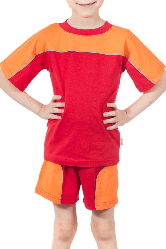 КомплектКостюмы<br>Трикотажный комплект для мальчика. Комплект состоит из футболки и шортиков.  Цвет: оранжевый, красный  Размер 74 соответствует росту 70-73 см Размер 80 соответствует росту 74-80 см Размер 86 соответствует росту 81-86 см Размер 92 соответствует росту 87-92 см Размер 98 соответствует росту 93-98 см Размер 104 соответствует росту 98-104 см Размер 110 соответствует росту 105-110 см Размер 116 соответствует росту 111-116 см Размер 122 соответствует росту 117-122 см Размер 128 соответствует росту 123-128 см Размер 134 соответствует росту 129-134 см Размер 140 соответствует росту 135-140 см Размер 146 соответствует росту 141-146 см Размер 152 соответствует росту 147-152 см Размер 158 соответствует росту 153-158 см Размер 164 соответствует росту 159-164 см<br><br>Горловина: С- горловина<br>По материалу: Трикотажные,Хлопковые<br>По образу: Повседневные,Спорт<br>По рисунку: С принтом (печатью)<br>По силуэту: Полуприталенные<br>Рукав: Короткий рукав<br>По сезону: Лето<br>По возрасту: Ясельные ( от 1 до 3 лет)<br>Размер : 104,86,92,98<br>Материал: Хлопок<br>Количество в наличии: 12