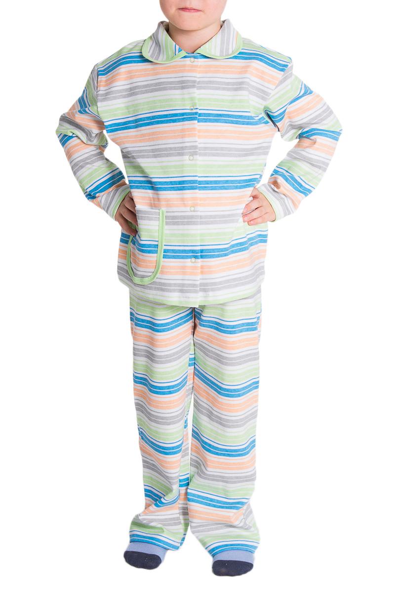 ПижамаПижамы<br>Цветная пижама для мальчика  Цвет: белый, серый, голубой, салатовый, оранжевый  Размер 74 соответствует росту 70-73 см Размер 80 соответствует росту 74-80 см Размер 86 соответствует росту 81-86 см Размер 92 соответствует росту 87-92 см Размер 98 соответствует росту 93-98 см Размер 104 соответствует росту 98-104 см Размер 110 соответствует росту 105-110 см Размер 116 соответствует росту 111-116 см Размер 122 соответствует росту 117-122 см Размер 128 соответствует росту 123-128 см Размер 134 соответствует росту 129-134 см Размер 140 соответствует росту 135-140 см Размер 146 соответствует росту 141-146 см<br><br>Размер : 104<br>Материал: Трикотаж<br>Количество в наличии: 1