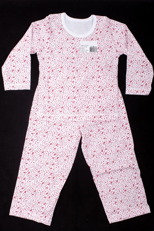 ПижамаПижамы<br>Хлопковая пижама для девочки  Цвет: розовый, мультицвет   Размер 74 соответствует росту 70-73 см Размер 80 соответствует росту 74-80 см Размер 86 соответствует росту 81-86 см Размер 92 соответствует росту 87-92 см Размер 98 соответствует росту 93-98 см Размер 104 соответствует росту 98-104 см Размер 110 соответствует росту 105-110 см<br><br>Сезон: Всесезон<br>Размер : 74<br>Материал: Хлопок<br>Количество в наличии: 3