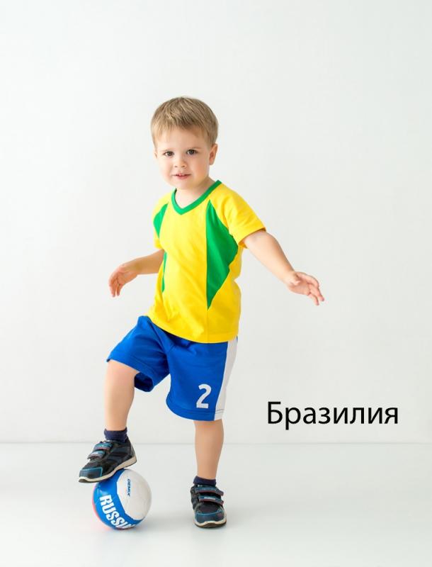 КомплектКостюмы<br>Комплект для будущего футболиста. Комплект состоит из шортиков и футболки.  Цвет: синий, желтый, зеленый  Размер 80 соответствует росту 74-80 см Размер 86 соответствует росту 81-86 см Размер 92 соответствует росту 87-92 см Размер 98 соответствует росту 93-98 см Размер 104 соответствует росту 98-104 см Размер 110 соответствует росту 105-110 см Размер 116 соответствует росту 111-116 см Размер 122 соответствует росту 117-122 см Размер 128 соответствует росту 123-128 см Размер 134 соответствует росту 129-134 см<br><br>Горловина: С- горловина<br>По возрасту: Дошкольные ( от 3 до 7 лет),Ясельные ( от 1 до 3 лет)<br>По длине: Миди<br>По материалу: Трикотажные,Хлопковые<br>По образу: Повседневные,Спорт,Уличные<br>По рисунку: Цветные<br>По силуэту: Полуприталенные<br>По стилю: Спортивные<br>По форме: Костюм двойка<br>Рукав: Короткий рукав<br>По сезону: Лето<br>Размер : 110,86,98<br>Материал: Хлопок<br>Количество в наличии: 4