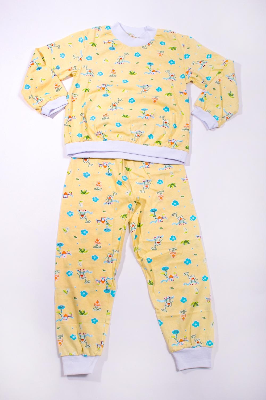ПижамаПижамы<br>Хлопковая пижама для мальчика.  В изделии использованы цвета: желтый и др.  Размер 74 соответствует росту 70-73 см Размер 80 соответствует росту 74-80 см Размер 86 соответствует росту 81-86 см Размер 92 соответствует росту 87-92 см Размер 98 соответствует росту 93-98 см Размер 104 соответствует росту 98-104 см Размер 110 соответствует росту 105-110 см Размер 116 соответствует росту 111-116 см Размер 122 соответствует росту 117-122 см Размер 128 соответствует росту 123-128 см Размер 134 соответствует росту 129-134 см Размер 140 соответствует росту 135-140 см<br><br>По сезону: Осень,Весна<br>Размер : 104,110<br>Материал: Хлопок<br>Количество в наличии: 2