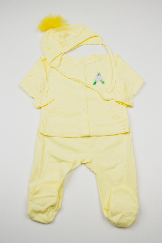 Фото - Комплект комплект термобелья для новорожденного dr wool ползунки кофточка цвет молочный dwkl31412 размер 56 62