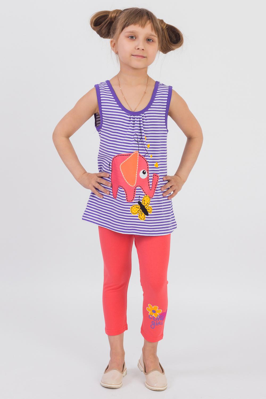 Комплект комплект для девочек luhta 32014 размер 92 см цвет фиолетовый