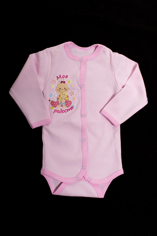 КомплектКомплекты<br>Хлопковый комплект состоит из двух боди  Цвет: розовый и др.  Размер соответствует росту ребенка<br><br>По сезону: Всесезон<br>Размер : 74<br>Материал: Хлопок<br>Количество в наличии: 1
