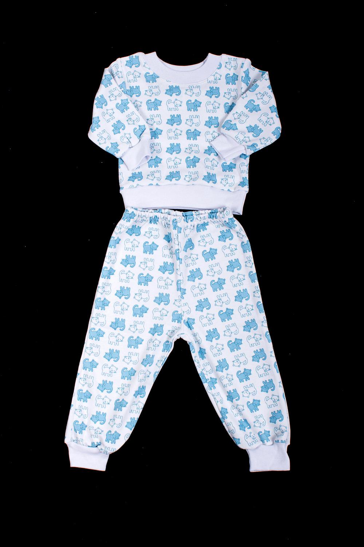 ПижамаПижамы<br>Трикотажная пижама с длинными рукавами для мальчика.  В изделии использованы цвета: голубой, белый  Размер 50 соответствует росту 40-50 см Размер 56 соответствует росту 51-56 см Размер 62 соответствует росту 57-62 см Размер 68 соответствует росту 63-68 см Размер 74 соответствует росту 70-73 см Размер 80 соответствует росту 74-80 см Размер 86 соответствует росту 81-86 см Размер 92 соответствует росту 87-92 см Размер 98 соответствует росту 93-98 см Размер 104 соответствует росту 98-104 см Размер 110 соответствует росту 105-110 см Размер 116 соответствует росту 111-116 см Размер 122 соответствует росту 117-122 см Размер 128 соответствует росту 123-128 см Размер 134 соответствует росту 129-134 см Размер 140 соответствует росту 135-140 см Размер 146 соответствует росту 141-146 см Размер 152 соответствует росту 147-152 см Размер 158 соответствует росту 153-158 см Размер 164 соответствует росту 159-164 см Размер 170 соответствует росту 165-170 см Размер 176 соответствует росту 171-176 см Размер 182 соответствует росту 177-182 см<br><br>По сезону: Всесезон<br>Размер : 140,146,62,68,86,98<br>Материал: Трикотаж<br>Количество в наличии: 6