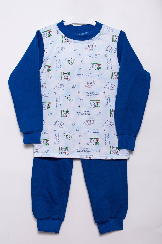 ПижамаПижамы<br>Трикотажная пижама с начесом для мальчика.  В изделии использованы цвета: синий, голубой и др.  Размер 74 соответствует росту 70-73 см Размер 80 соответствует росту 74-80 см Размер 86 соответствует росту 81-86 см Размер 92 соответствует росту 87-92 см Размер 98 соответствует росту 93-98 см Размер 104 соответствует росту 98-104 см Размер 110 соответствует росту 105-110 см Размер 116 соответствует росту 111-116 см Размер 122 соответствует росту 117-122 см Размер 128 соответствует росту 123-128 см Размер 134 соответствует росту 129-134 см Размер 140 соответствует росту 135-140 см Размер 146 соответствует росту 141-146 см Размер 152 соответствует росту 147-152 см Размер 158 соответствует росту 153-158 см Размер 164 соответствует росту 159-164 см Размер 170 соответствует росту 165-170 см Размер 176 соответствует росту 171-176 см Размер 182 соответствует росту 177-182 см<br><br>По сезону: Осень,Весна<br>Размер : 116,122,140<br>Материал: Трикотаж<br>Количество в наличии: 5
