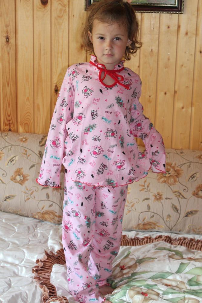 ПижамаПижамы<br>Детская хлопковая пижама.  Размер 122 соответствует росту 117-122 см Размер 134 соответствует росту 129-134 см Размер 140 соответствует росту 135-140 см<br><br>По сезону: Всесезон<br>Размер : 122,128,134,140<br>Материал: Хлопок<br>Количество в наличии: 10