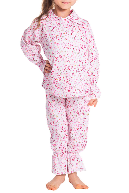 ПижамаПижамы<br>Хлопковая пижама для девочки. Кофта с застежкой на пуговицы, штаны на резинке.  Цвет: розовый, белый  Размер 74 соответствует росту 70-73 см Размер 80 соответствует росту 74-80 см Размер 86 соответствует росту 81-86 см Размер 92 соответствует росту 87-92 см Размер 98 соответствует росту 93-98 см Размер 104 соответствует росту 98-104 см Размер 110 соответствует росту 105-110 см Размер 116 соответствует росту 111-116 см Размер 122 соответствует росту 117-122 см Размер 128 соответствует росту 123-128 см Размер 134 соответствует росту 129-134 см Размер 140 соответствует росту 135-140 см Размер 146 соответствует росту 141-146 см Размер 152 соответствует росту 147-152 см Размер 158 соответствует росту 153-158 см Размер 164 соответствует росту 159-164 см<br><br>По сезону: Осень,Весна<br>Размер : 104,116,80,92<br>Материал: Хлопок<br>Количество в наличии: 5
