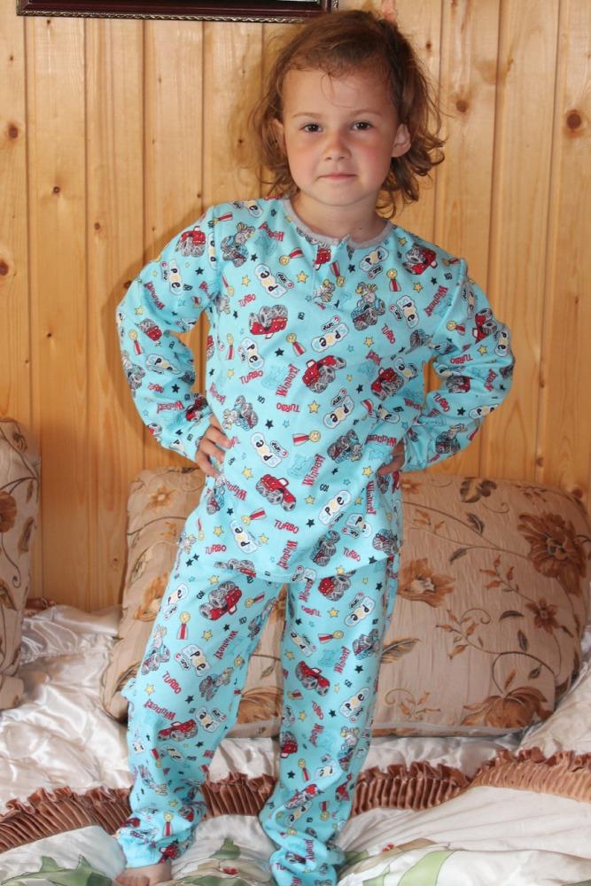 Пижама LacyWear KMD(6)-BEA
