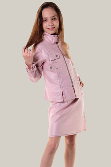 КостюмКостюмы<br>Льняной костюм для девочки. Костюм состоит из юбки и жакета.  Размер 122 соответствует росту 117-122 см Размер 128 соответствует росту 123-128 см Размер 134 соответствует росту 129-134 см Размер 140 соответствует росту 135-140 см  Цвет: розовый<br><br>По образу: Повседневные,Уличные<br>По материалу: Лен<br>По рисунку: Цветные,Цветочные,Растительные мотивы<br>По сезону: Весна,Осень<br>По силуэту: Полуприталенные<br>По элементам: С декором,С молнией<br>По длине: Удлиненные<br>Воротник: Стойка<br>Рукав: Длинный рукав<br>По возрасту: Дошкольные ( от 3 до 7 лет),Школьные ( от 7 до 13 лет)<br>Размер: 122,128,134<br>Материал: 100% лен<br>Количество в наличии: 3