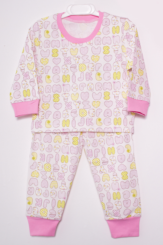 ПижамаПижамы<br>Хлопковая пижама для ребенка.В изделии использованы цвета: белый, розовый и др.Размер соответствует росту ребенка<br><br>Сезон: Всесезон<br>Размер : 104,116,80,98<br>Материал: Хлопок<br>Количество в наличии: 4